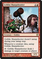 GOBLIN SHARPSHOOTER NM mtg Commander 2013 Red - Creature Goblin Rare