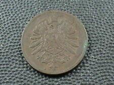 ALLEMAGNE GERMANY   5 reichspfennig  1925  A etat