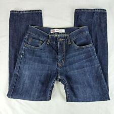 "Levi's 505 Regular Boy's Jeans Size 14 Slim 25""W x 27""L"