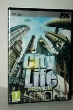 CITY LIFE PREMIUM GIOCO USATO BUONO STATO PC DVD VERSIONE ITALIANA RS2 51586