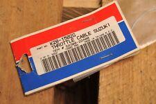 PARTS UNLIMITED/PRO SERIES CABLE K28-1502G THROTTLE - SUZUKI LT230S LT230E