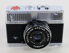 AGFA OPTIMA 200 SENSOR - Fotoapparat / Kamera an Bastler (AK4)