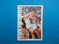 1995-96 Panini NBA Basketball Sticker N. 85 Toni Kukoc Chicago Bulls