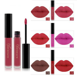 Long Lasting Liquid Lipstick Velvet Matte Lip Gloss Women Beauty Makeup Cosmetic