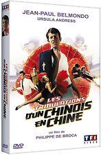 JEAN PAUL BELMONDO - LES TRIBULATIONS D'UN CHINOIS EN CHINE  -   DVD NEUF CELLO