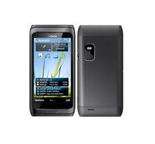 Nokia E7 - Black (Unlocked) Smartphone GPS WiFi 8.0MP Touchscreen Free Shipping