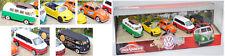 Majorette 212057615 Volkswagen Giftpack