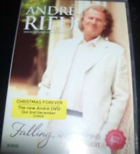 Andre Rieu Falling In Love In Maastricht  (Australia All Region) DVD – New