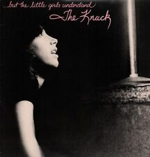 The Knack(Vinyl LP)But Little Girls Understand-Capitol-062-86080-Sweden-VG+/Ex