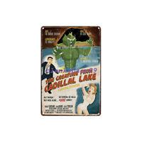 Metal Tin Sign deathship movie Decor Bar Pub Home Vintage Retro Poster