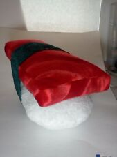 Sushi Pillow Plush Tuna Maguro Toro Nigiri 14 x 8 x 8 inches