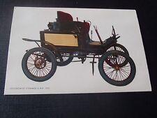 CPSM Voiture Locomobile Steamer 6 H.P. 1901