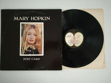 MARY HOPKIN LP POSTCARD  APPLE  ST-3351 MCCARTNEY (ST-53351)
