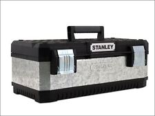 STANLEY strumenti-ZINCATO in lamiera tool box 20in - 1-95-618