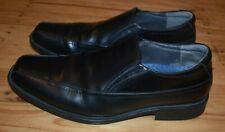Mens Julius Marlow Black Leather Shoes Size UK12 US13