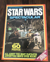 1977 Star Wars Spectacular Famous Monsters A Warren Magazine 60 Photos Nice