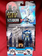VINTAGE BATMAN & ROBIN DUO FORCE SERIES - VECTOR WING BATMAN - ACTION FIGURE