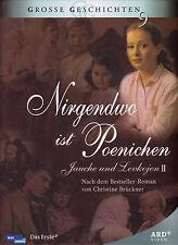 NIRGENDWO IST POENICHEN - JAUCHE UND LEVKOJEN II.3 DVDs, sehr gut