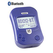 RADEX RD1212-BT PORTABLE DOSIMETER RADIOACTIVITY LCD DETECTOR RUSSIA NEW!!!