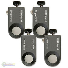 Roland Rt-30H 2-pack with one Rt-30Hr & one Rt-30K Acoustic Drum Trigger - Bundl