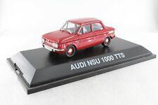 A.S.S Schuco 1:43 Audi NSU 1000 TTS Rot