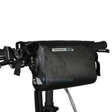 ROSWHEEL Fahrrad Lenkertasche Fahrradtasche MTB Gepäcktasche 3L 100% Wasserdicht