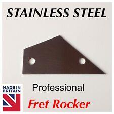 Fret Rocker Luthier / Guitar Repair  - Fret Levelling,  Stainless Steel