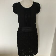 Per Una Speziale Ladies Black Dress Size 10