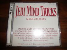 JEDI MIND TRICKS - Greatest Features 2 x CD Album DELUXE 2CD EDITION BYG-CD-0445