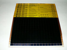 Microfich Ersatzteilkatalog Nissan Laurel C32 Stand 05/1987
