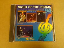 CD / NIGHT OF THE PROMS VOL.9