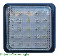 BOAT YACHT MARINE 25 WHITE LED INTERIOR/EXTERIOR WATERPROOF LIGHT 12V/24V DC