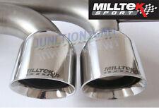 """Milltek Seat Ibiza Cupra/Bocanegra 1.4 TSI 180PS Gato Sistema de escape atrás 2.76"""""""