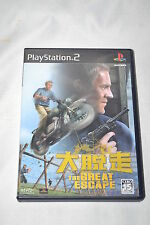 The Great Escape Sony PlayStation 2 NTSC-J Japan ver SLPS 25374