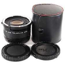 Teleplus MC6 2x Teleconverter lens for Mamiya 645 Super 645 PRO TL M645 1000s