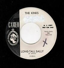 ENGLISH INVASION-KINKS-CAMEO 308-LONG TALL SALLY/I TOOK MY BABY HOME (THEIR 1ST