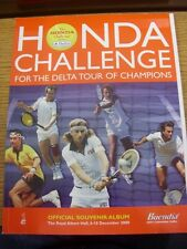 06/10/2000 Tennis: Honda Challenge For The Delta Tour Of Champions - Official So