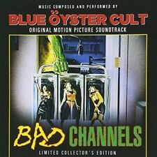 Blue Oyster Cult - Bad Channels (Original Soundtrack) [New CD]