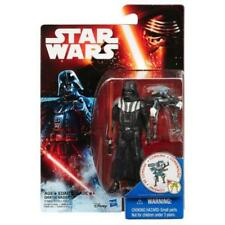 NEW HASBRO STAR WARS THE FORCE AWAKENS DARTH VADER FIGURE B3966 3.75 INCHES