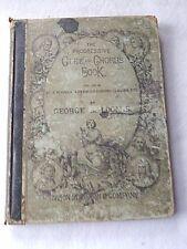 Vintage The Progressive Glee and Chorus Book-Copyright 1879