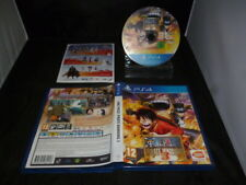 PS4 One Piece Pirate Warriors 3 _ per Sony PS4 PAL _ ITA
