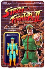ReAction Street Fighter II M. Bison Action Figure [Championship Edition]