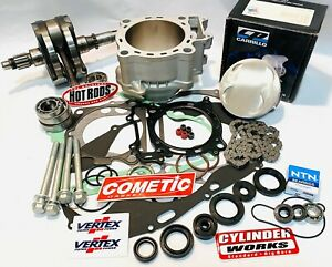 03-13 YZ250F YZF250 YZ 250F Motor Engine Rebuild Kit Complete Top Bottom End