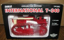 IH International T340 Crawler Tractor 1:16 Ertl Toy 1995 Case Collector Edition
