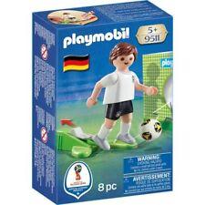 9511 Futbolista Alemania playmobil world soccer Russia ,mundial Rusia Müller