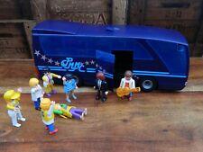 Playmobil 5603 Pop Stars Tour Bus with Figures