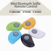 Mini Wireless Bluetooth Selfie Fernbedienung Auslöser Controller