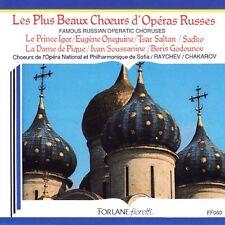 CHOEUR NATIONAL BULGARE / Les Plus Beaux Choeurs d'Operas Russes / (1 CD) /NEUF