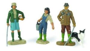BRITAINS 40954 Farming Family Pack