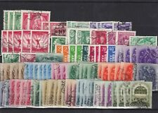 hungary 1932-38 used stamps ref 10359